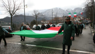 22 febbraio 2015 – Commemorazione dei Caduti Selenyj Jar