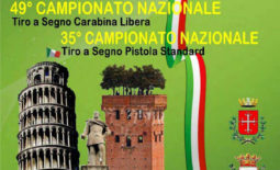 8-9 settembre 2018 Campionati Nazionali Tiro a Segno