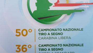 6-7 Luglio 2019 Campionati Nazionali Tiro a Segno