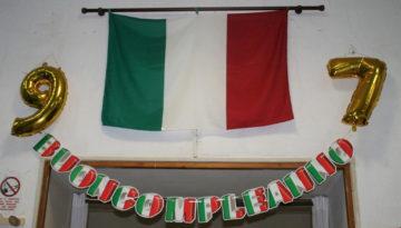 97° compleanno Valentino  Di Franco